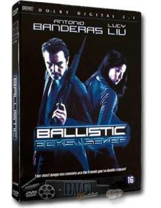 Ballistic - Antonio Banderas, Lucy Liu - DVD (2002)