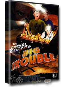 Big Trouble - The Clubhouse Detectives - DVD (2002)