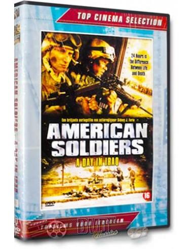 American Soldiers - Curtis Morgan, Jordan Brown - DVD (2005)
