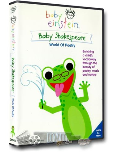 Baby Einstein - Baby Shakespeare - DVD (2002)
