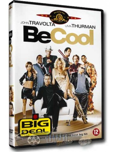 Be Cool - John Travolta, Uma Thurman, Vince Vaughn - DVD (2005)