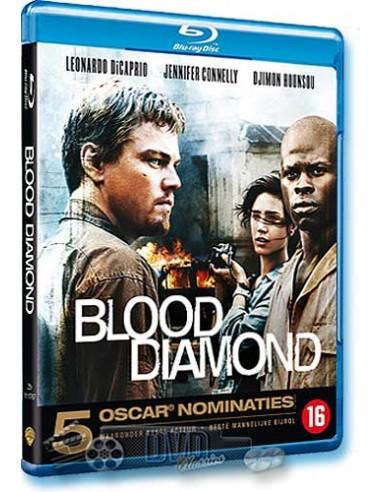 Blood Diamond - Leonardo Di Caprio, Djimon Hounsou - Blu-Ray (2006)