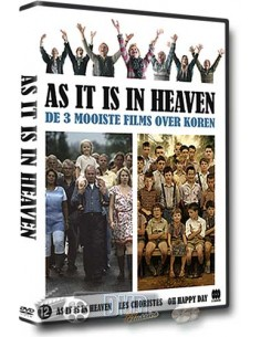 As it is in Heaven - De 3 mooiste films over koren - DVD (2007)