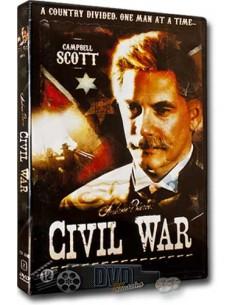 Civil War - Campbell Scott, Vivian Schilling - DVD (2006)