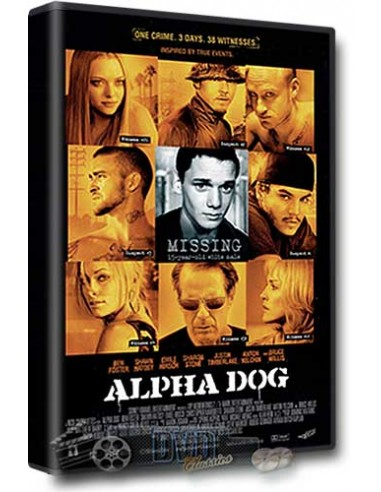 Alpha Dog - Bruce Willis, Justin Timberlake, Sharon Stone - DVD (2006)