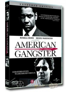 American Gangster - Denzel Washington, Russell Crowe - DVD (2007)
