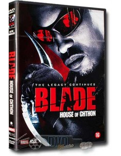 Blade - House of Chthon - Sticky Fingaz, Jill Wagner - DVD (2008)