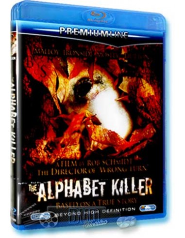 Alphabet Killer - Michael Ironside, Timothy Hutton - Blu-Ray (2008)