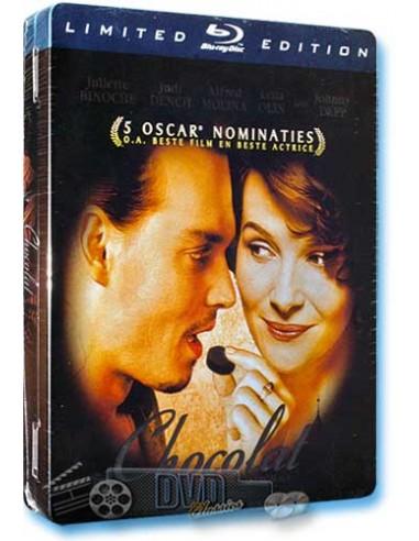 Chocolat - Johnny Depp, Judi Dench - Blu-Ray (2000) Steelbook