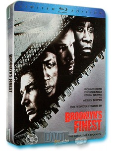 Brooklyn's Finest - Richard Gere, Ethan Hawke - Blu-Ray (2009)