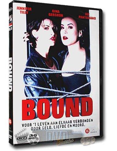 Bound - Jennifer Tilly, Gina Gershon - Wachowski - DVD (1996)