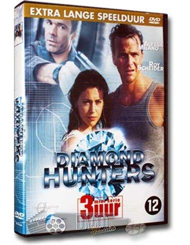 Diamond Hunters - Alyssa Milano, Roy Scheider - DVD (2001)