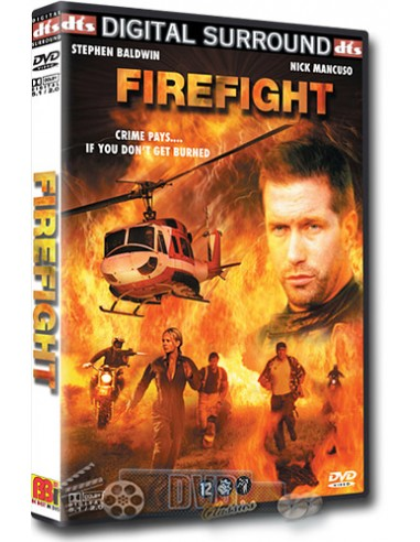 FireFight - Steven Baldwin - DVD (2003)
