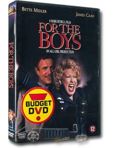 For the Boys - Bette Midler, George Segal, James Caan - DVD (1991)