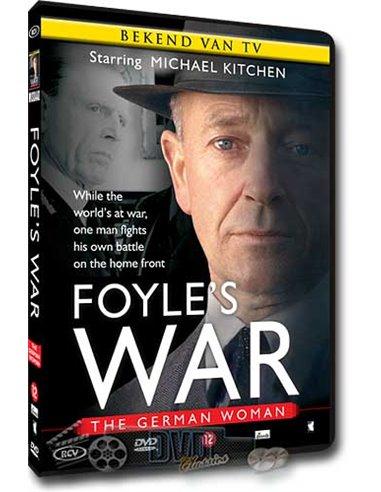 Foyle's War, the German Woman - Michael Kitchen - DVD (2002)