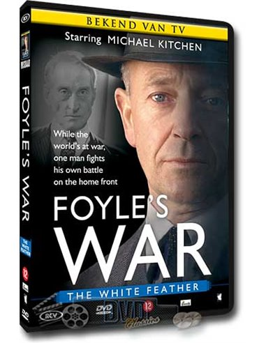 Foyle's War, the White Feather - Michael Kitchen - DVD (2002)