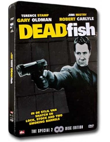 Dead Fish - Gary Oldman - DVD (2005) Steelbook