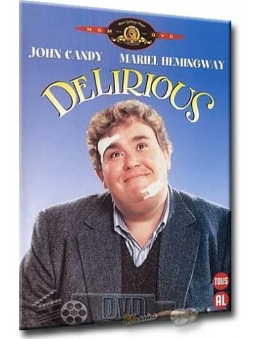 Delirious - John Candy, Raymond Burr - Tom Mankiewicz - DVD (1991)