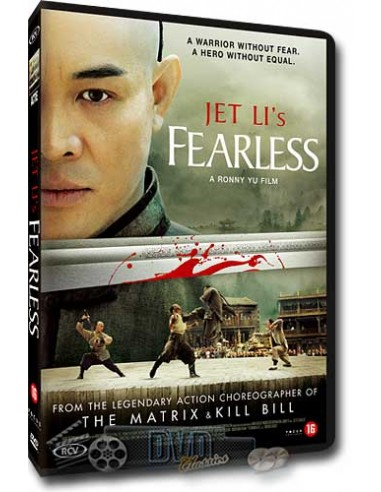 Fearless - Jet Li, Collin Chou, Nathan Jones - DVD (2006)