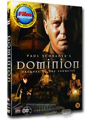 Dominion - Prequel to the Exorcist - Paul Schrader - DVD (2005)