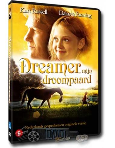 Dreamer mijn Droompaard - Dakota Fanning, Kurt Russell - DVD (2005)