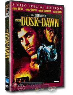 From Dusk Till Dawn - George Clooney, Harvey Keitel - DVD (1996)