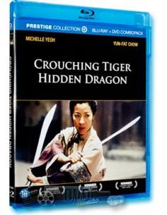Crouching Tiger, Hidden Dragon - Michelle Yeoh - Blu-Ray (2000)