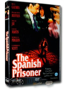 The Spanish Prisoner - Ben Gazzara, Steve Martin - DVD (1997)