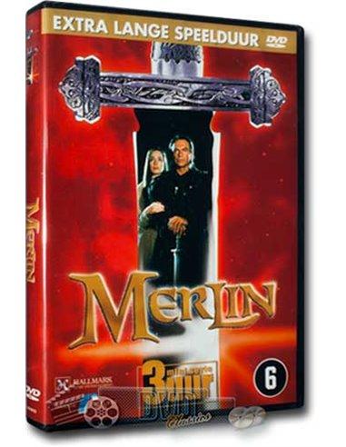 Merlin - Rutger Hauer, Sam Neil - Miniserie - DVD (1998)