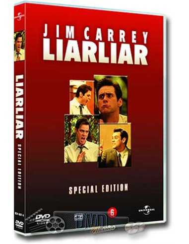 Liar Liar - Jim Carrey, Cary Elwes, Jennifer Tilly - DVD (1997)