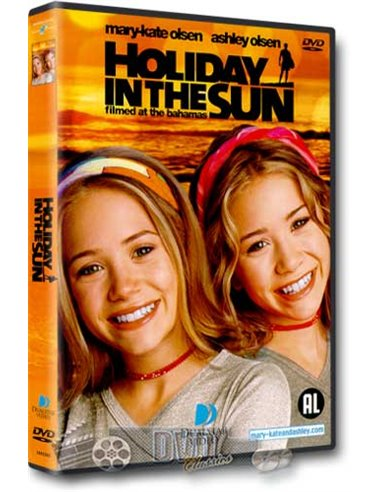 Holiday in the Sun - Mary-Kate Olsen, Ashley Olsen - DVD (2001)
