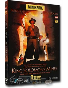 King Solomon's Mines - Patrick Swayze - DVD (2004)
