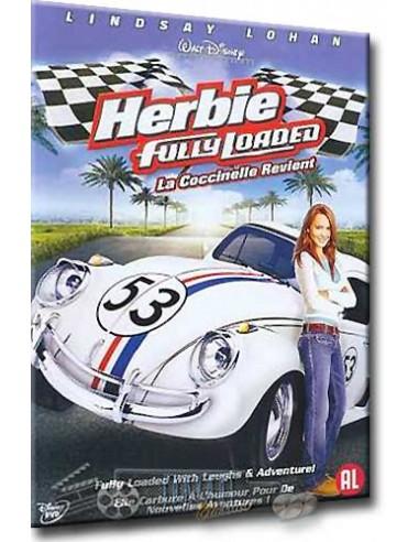 Herbie Fully Loaded - Lindsay Lohan, Michael Keaton - DVD (2005)