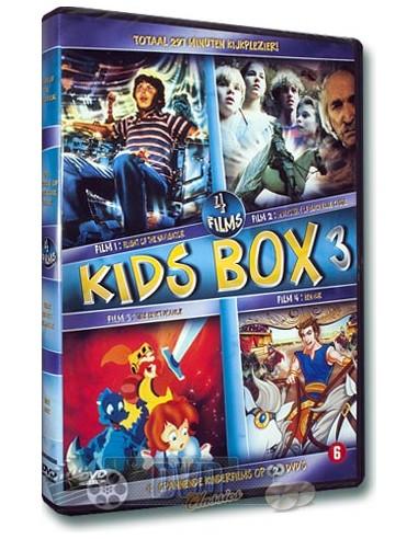 Kids Box 3 - oa. - Flight of the Navigator - DVD (2005)