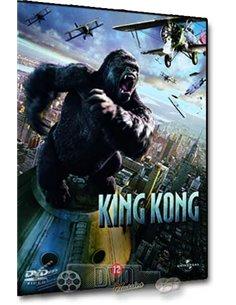 King Kong - Jack Black, Naomi Watts, Adrien Brody - DVD (2005)