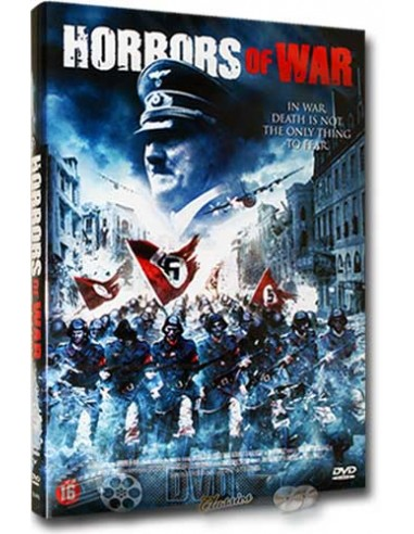 Horrors of War - Peter John Ross, John Whitney - DVD (2006)