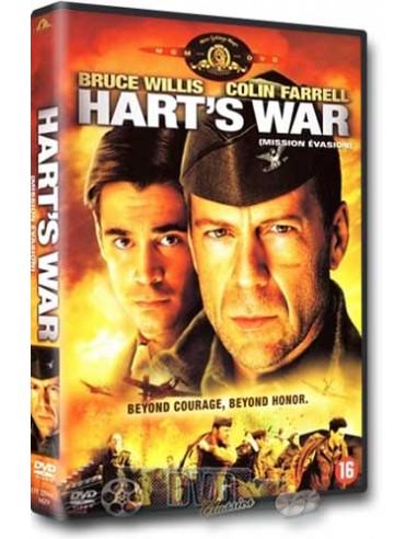 Hart's War - Bruce Willis, Cole Hauser, Colin Farrell - DVD (2002)