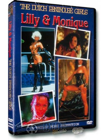 Lilly & Monique - the Dutch Penthouse Girls - DVD