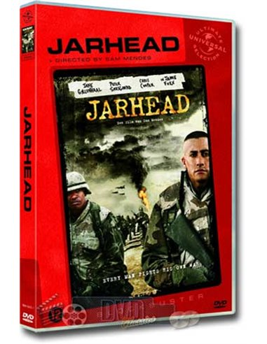 Jarhead - Jake Gyllenhaal, Jamie Foxx, Lo Ming - DVD (2005)