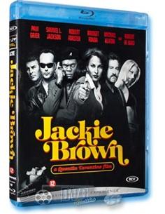 Jackie Brown - Pam Grier, Samuel L. Jackson - Blu-Ray (1997)