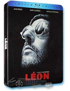 Leon - Jean Reno, Natalie Portman - Blu-Ray (1994) Steelbook