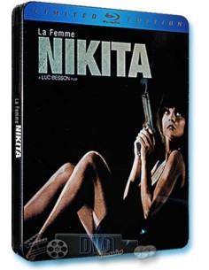 La Femme Nikita - Anne Parillaud, Marc Duret - Blu-Ray (1990)