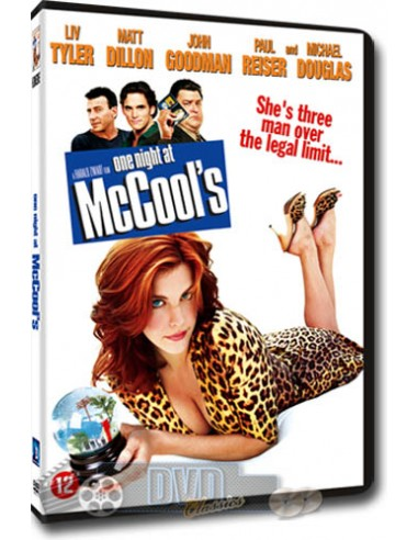 One Night at McCool's - John Goodman, Liv Tyler - DVD (2001)