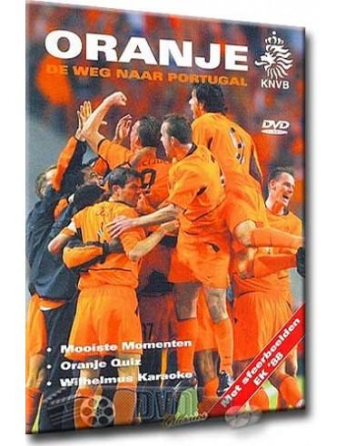 Oranje weg naar Portugal - EK 1988 - DVD (2004)