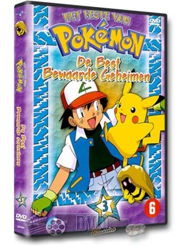 Pokemon - De Best Bewaarde Geheimen - DVD