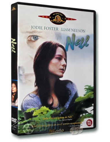Nell - Jodie Foster, Liam Neeson - Michael Apted - DVD (1994)