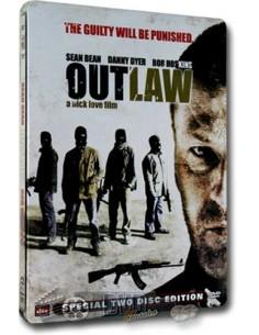 Outlaw - Sean Bean, Bob Hoskins - DVD (2007) Steelbook