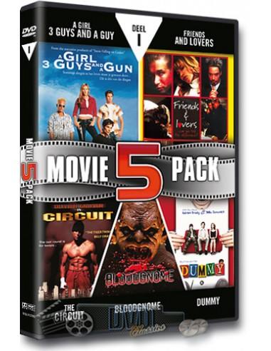 Movie 5 pack  1 (5 films) - DVD