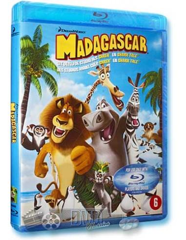 Madagascar - Ben Stiller, Chris Rock - Blu-Ray (2005)