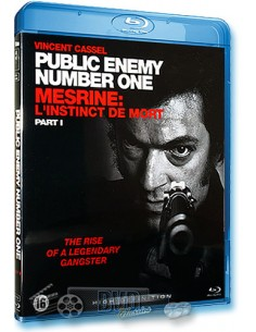 Public Enemy Number One - Part 1 - Vincent Cassel - Blu-Ray (2008)